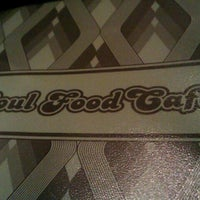 Photo taken at Soul Food Café by Yann T. on 9/7/2011