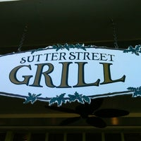 Photo taken at Sutter Street Grill by Ann-Louise P. on 9/7/2012