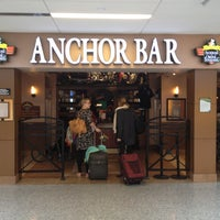 Photo taken at Anchor Bar by Neal E. on 4/24/2012