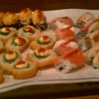 Photo taken at Ginza Japanese Steak House by Elgin D. on 8/27/2011