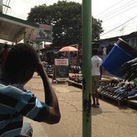Photo taken at Freddie's Corner - Circle by Ibifari I. on 3/13/2012