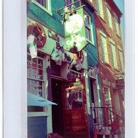 Photo taken at Cat's Eye Pub by Megan E. on 9/13/2012