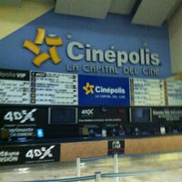 Photo taken at Cinépolis by Martha S. on 6/29/2012