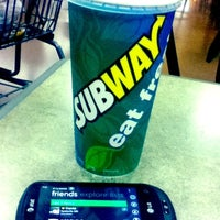 Photo taken at Auntie Anne's / Subway by Kortney B. on 9/10/2012