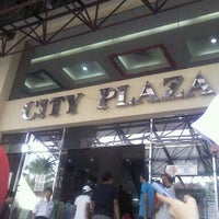 Photo taken at City Plaza by Afiq S. on 8/18/2012