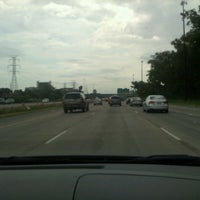 Photo taken at I-494 by Abby-Lynn R. on 8/8/2012