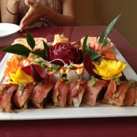 Photo taken at Fuji Sushi House by Alex G. on 3/3/2012