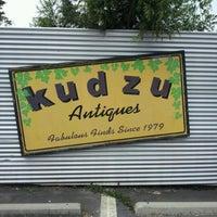 Photo taken at Kudzu Antiques by Corey B. on 7/2/2012