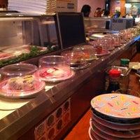 Photo taken at East Japanese Restaurant (Japas 27) by Sean O. on 10/8/2011