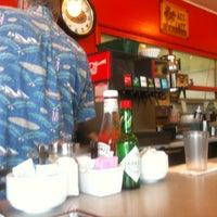 Photo taken at Al's Cafe In The Village by Julian B. on 3/19/2011