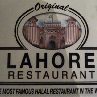 Photo taken at Lahore Restaurant by Awa I. on 4/23/2012