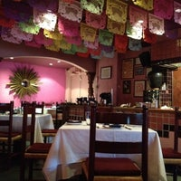 Photo taken at Rosa Mexicano by James O. on 11/12/2011
