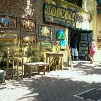 Photo taken at Feira de Artesanato de Embu das Artes by Lucia G. on 1/25/2012