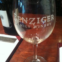 Photo taken at Benziger Family Winery by Max B. on 2/25/2012
