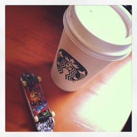 Photo taken at Starbucks by Shannon Y. on 10/19/2011