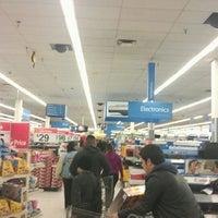 Photo taken at Walmart Supercenter by Lisa S. on 12/23/2011