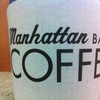 Photo taken at Manhattan Bagel by Bernie D. on 9/14/2011