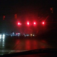 Photo taken at Lloyd Expressway And Stockwell Road by susie B. on 11/22/2011