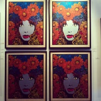 Photo taken at Varnish Fine Art by Steve R. on 1/26/2012