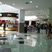 Photo taken at Shopping Poços de Caldas by Luiz Carlos S. on 7/22/2012