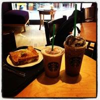 Photo taken at Starbucks Coffee by Monie V. on 6/26/2012