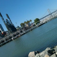 Photo taken at McCovey Cove by Gary S. on 4/22/2012