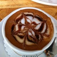 Photo taken at Tutta Bella Neapolitan Pizzeria by Melanie A. on 4/3/2012