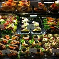Photo taken at Karl Fazer Café by Tanya T. on 1/2/2012