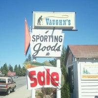 Photo taken at Vaughn's Sporting Goods by John E. on 9/3/2011