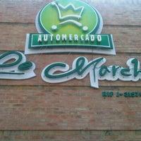 Photo taken at Automercado Le Marché by Gerardo S. on 9/6/2011