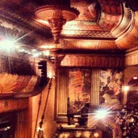 Photo taken at Beacon Theatre by Dina B. on 5/5/2012