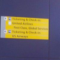 Photo taken at US Airways by Julie G. on 6/14/2012