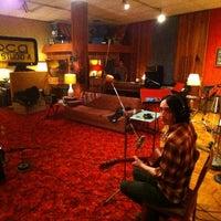 Photo taken at Ultrasuede Studio by John C. on 2/21/2012