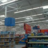 Photo taken at Walmart Supercenter by Lloyd S. on 11/18/2011