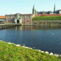 Photo taken at Kronborg Castle by Andrey L. on 10/25/2011