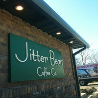Photo taken at Jitter Bean by Kelley B. on 1/13/2012