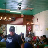 Photo taken at Tresca's Eating Place by Caroline N. on 9/5/2011