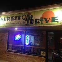 Photo taken at Burrito Drive by Randy B. on 3/28/2012