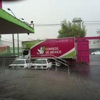 Photo taken at Correos de México by Jesus A. on 4/17/2012