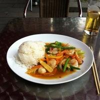 Photo taken at Asian Corner by Barbara L. on 6/25/2012
