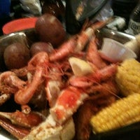 Photo taken at Old Bay Steamer by Sissy R. on 8/11/2012