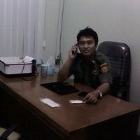 Photo taken at Dinas Bina Marga & Pengairan Tangerang Selatan by Aries K. on 3/12/2012