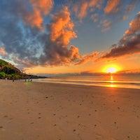 Photo taken at Four Mile Beach by Beachwiki on 8/29/2011