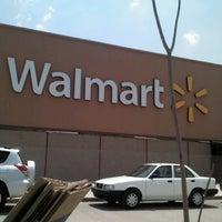 Photo taken at Walmart Libramiento Norte by Nadiia G. on 3/24/2012