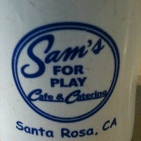 Photo taken at Sam's For Play Cafe & Catering by Linda R. on 5/6/2011