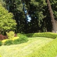 Photo taken at Washington Park by Ramon G. on 5/12/2012