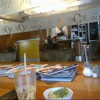 Photo taken at More Cafe Al Garhoud by Suhail S. on 9/24/2011