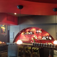 Photo taken at Cafe Latte by Tim N. on 5/23/2012