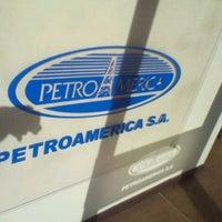 Photo taken at Distribuidora De Combustibles Petroamérica by Marcelo Andrés L. on 10/19/2011