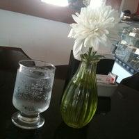Photo taken at Auguri Café by Ana Paula D. on 1/7/2012